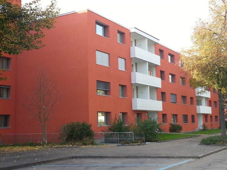 Überbauung Burgfelderhof 33 – 45 Basel